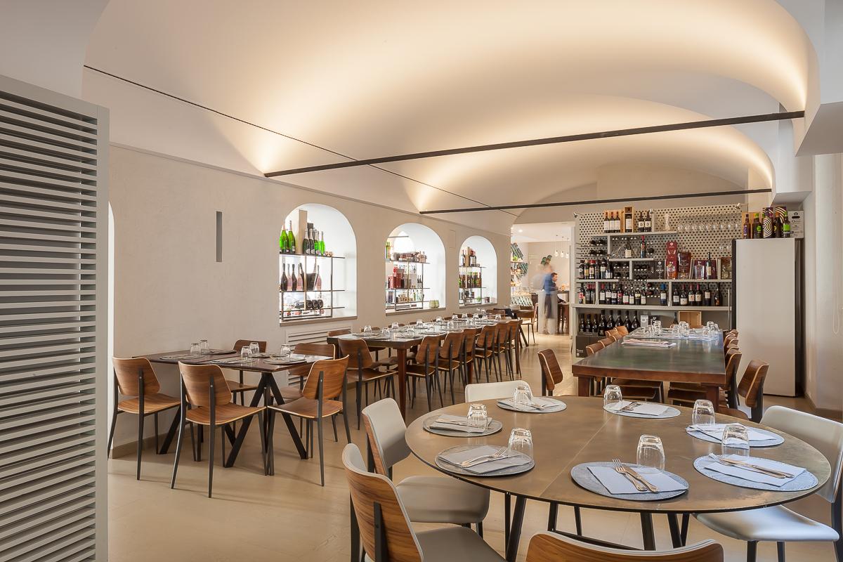 Sette cucina urbana - restaurant in Milano - Luca Mattia Minciotti